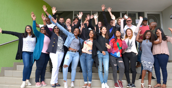 American African European Summer School Hosted at UKZN