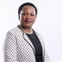 Professor Betty Mubangizi