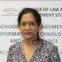 Dr Ashika Maharaj