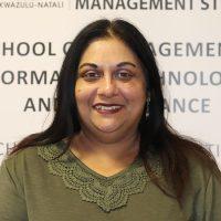 Professor Vannie Naidoo